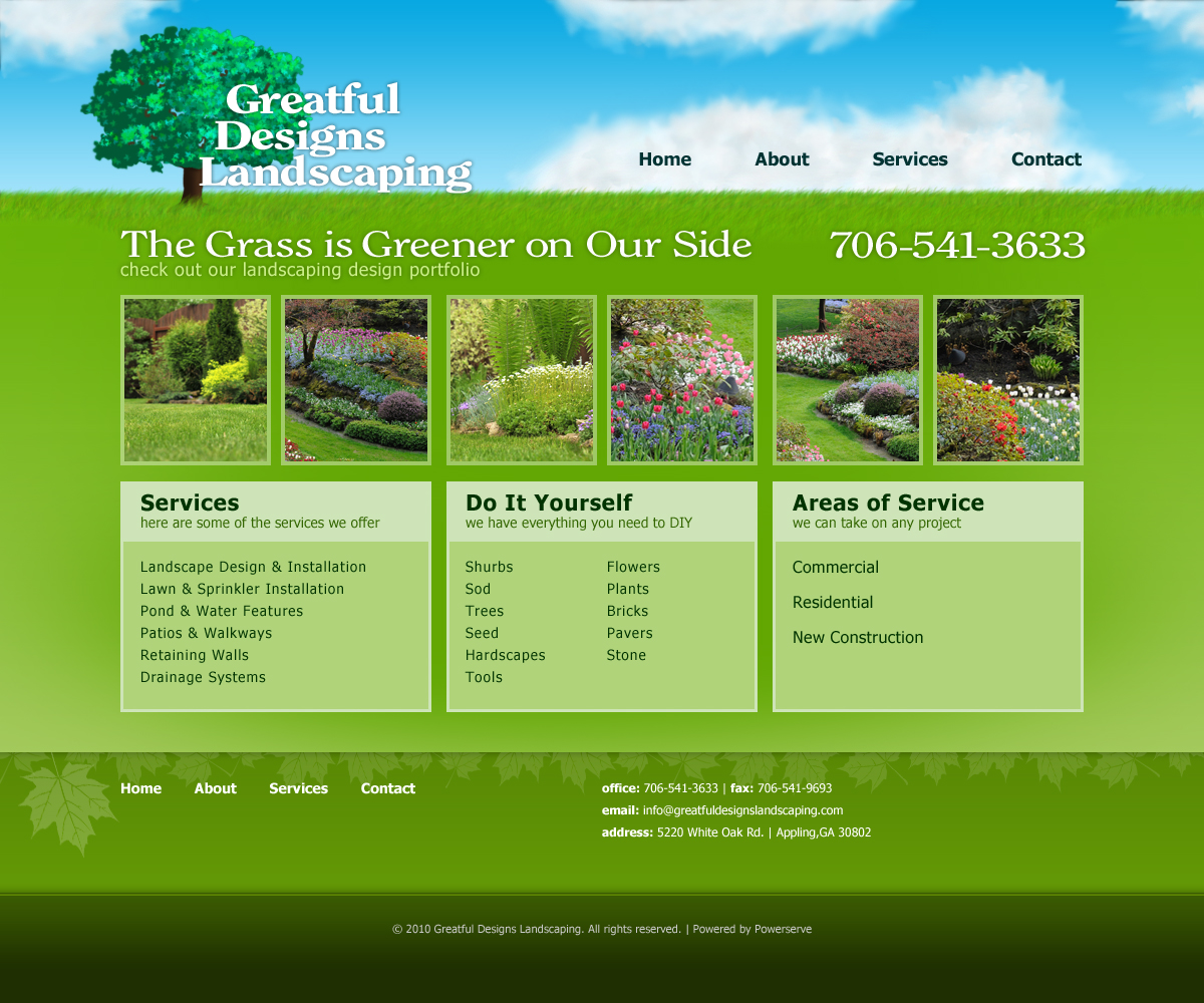 Greatful Designs Landscaping